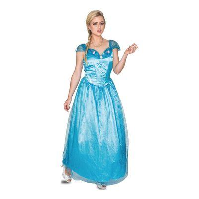 Foto van Frozen Elsa jurk dames