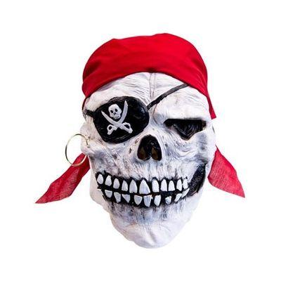 Foto van Masker dode piraat