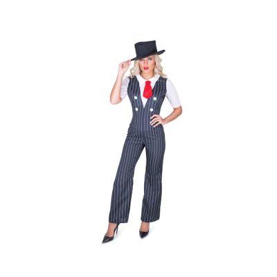 Foto van Maffia kostuum dames