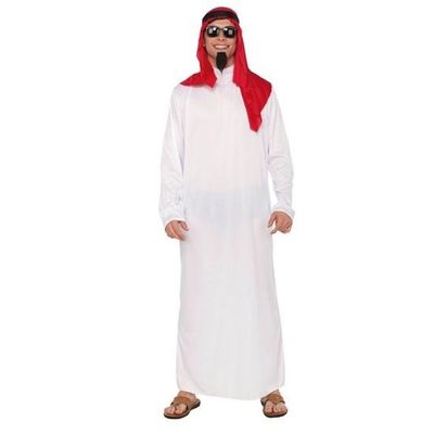 Foto van Sjeik kostuum