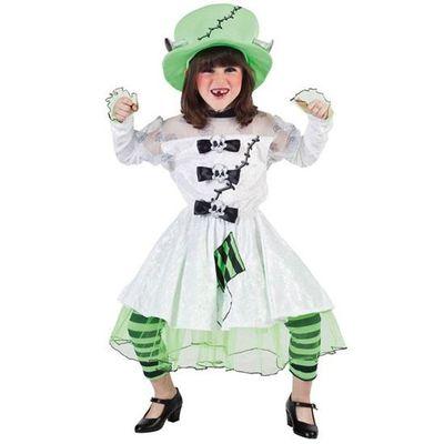 Foto van Frankenstein bruid kind