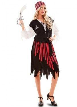 Piraten pak dames