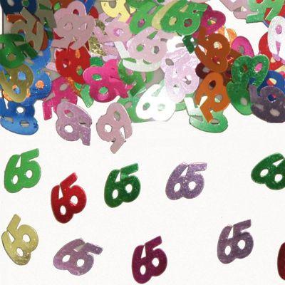 Tafel Confetti 65