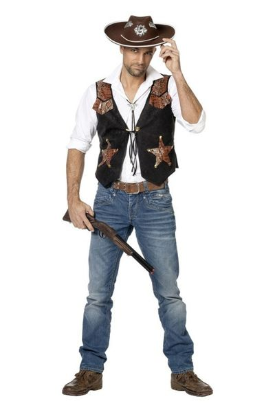 Cowboy gilet