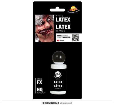 Vloeibare latex