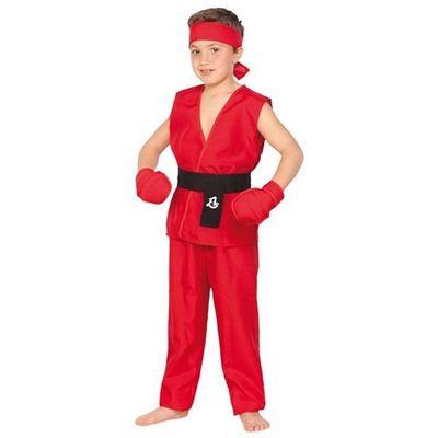 Karate kostuum kind
