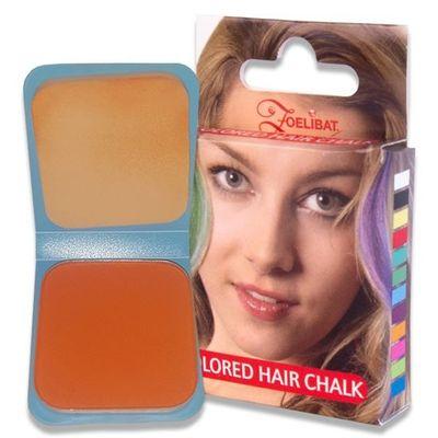 Haarkrijt oranje