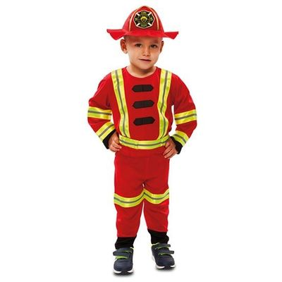 Foto van Brandweerpak baby