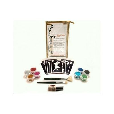 Glitter tattoo party kit XL