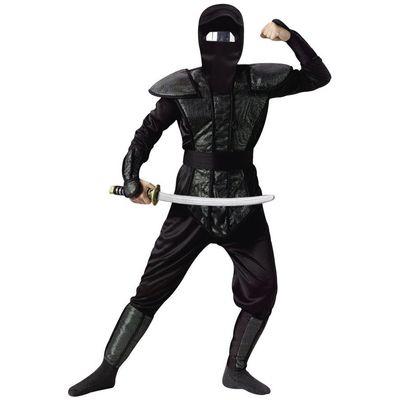 Foto van Ninja kostuum heren one size