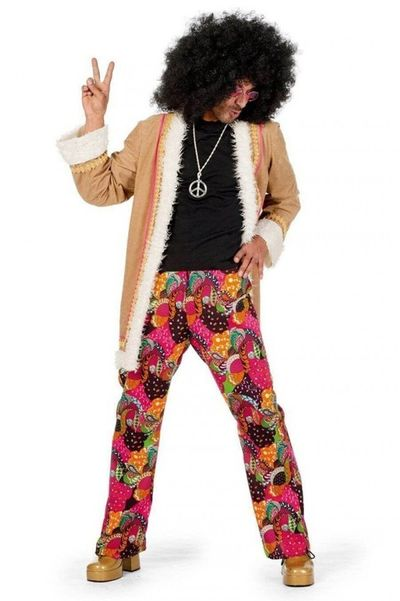 Hippie pak heren