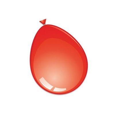 Ballonnen rood (30cm) 50st