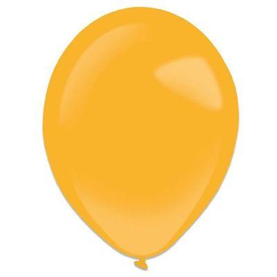 Foto van Ballonnen orange peel (35cm) 50st