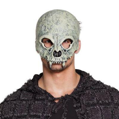 Masker Schedel half