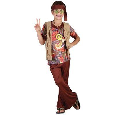 Foto van Hippie kostuum jongen