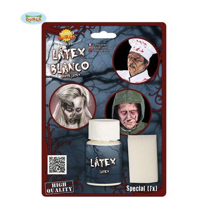 Latex met spons