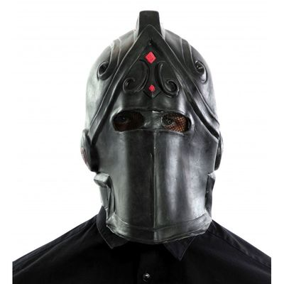 Foto van Fortnite masker Black knight