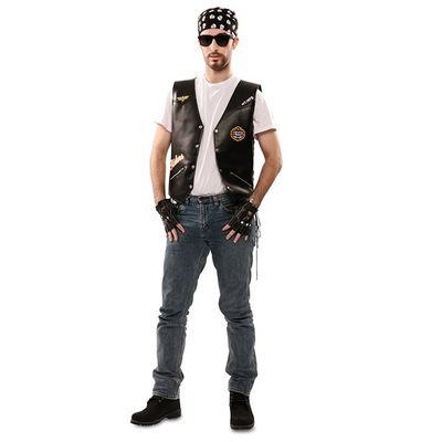 Foto van Biker kostuum