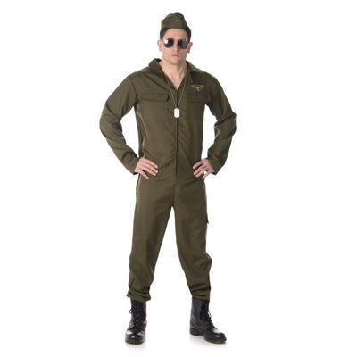 Foto van Straaljager pilotenpak luxe