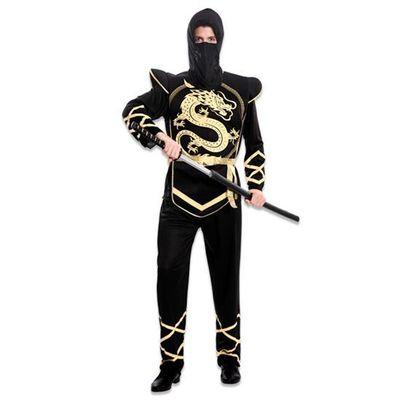 Foto van Ninja kostuum heren