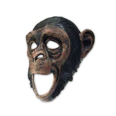 Masker aap (open mond)