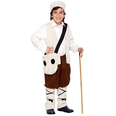Foto van Herder kostuum kind