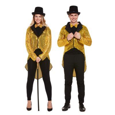 Foto van Circus slipjas goud