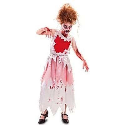 Foto van Zombie bruid kind