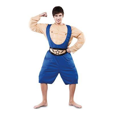 Foto van Sterkste man kostuum