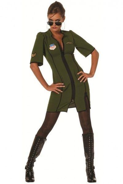 Piloten jurkje - Luxe