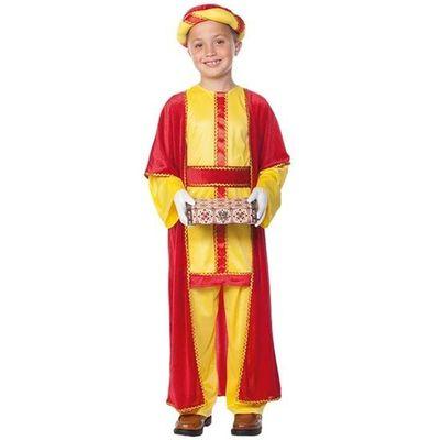 Foto van Koning Balthasar kostuum kind
