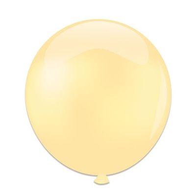 Ballonnen ivoor (61cm)