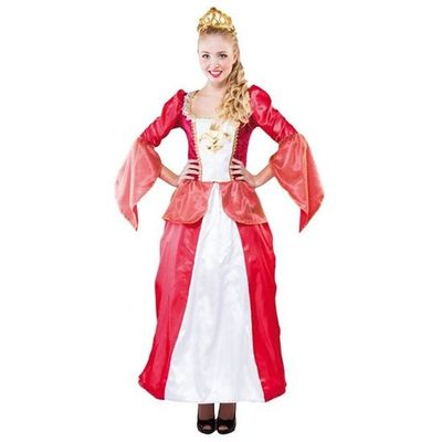 Middeleeuwse jurk - prinses