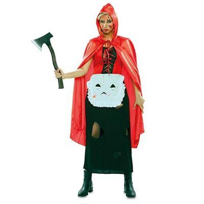Roodkapje kostuum - zombie