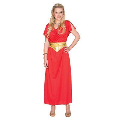 Foto van Romeinse hofdames kostuum