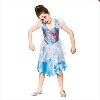 Foto van Zombie jurk meisje
