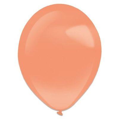 Ballonnen orange peel pearl (28cm) 50st
