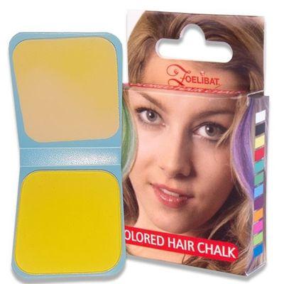 Haarkrijt geel