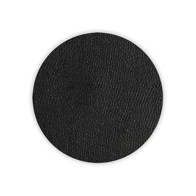 Foto van Superstar schmink waterbasis linnen zwart (45gr)
