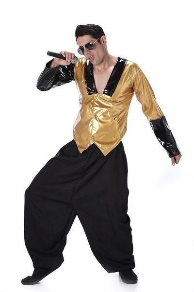 MC Hammer kostuum deluxe
