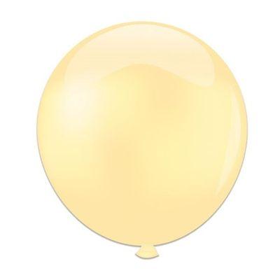 Ballonnen kristal vanilla (61cm)