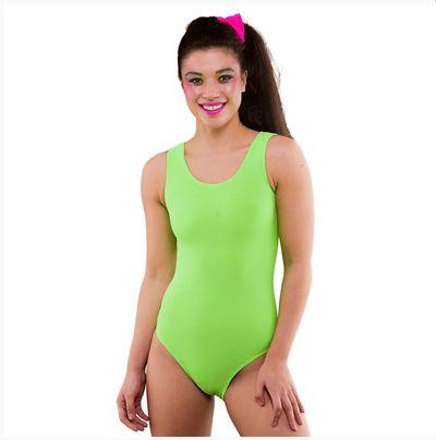 Neon body groen