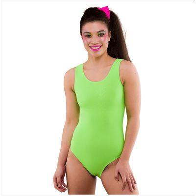Foto van Neon body groen