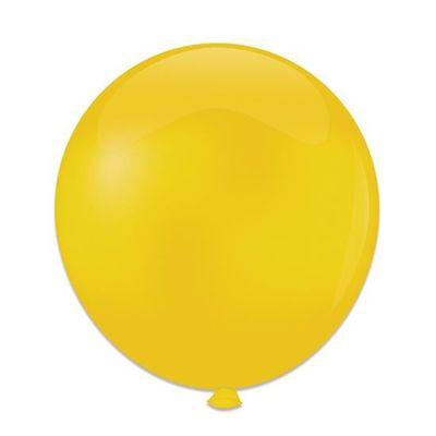 Ballonnen geel (61cm)
