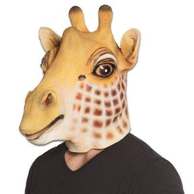 Foto van Masker giraffe