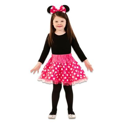 Foto van Minnie Mouse set kind