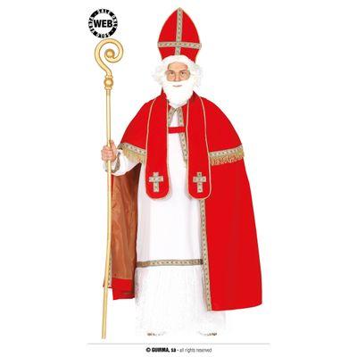 Foto van Sinterklaas kostuum
