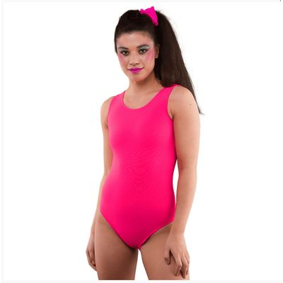 Neon body roze
