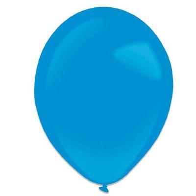Ballonnen royal blue (28cm) 50st