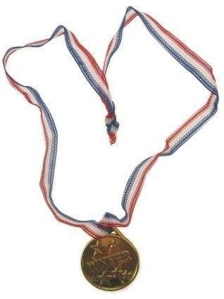 Medailles winner per 4